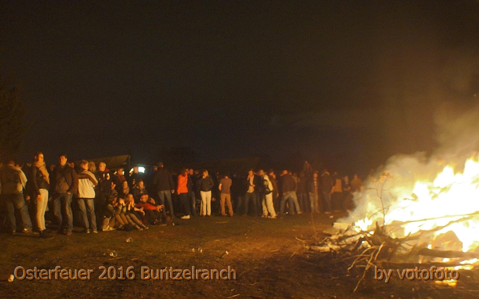 Osterfeuer 2016 Buntzelranch  159
